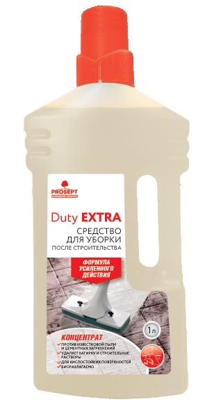 Купить Моющее средство для уборки после строительства Duty Extra 1 л от Prosept-Просепт