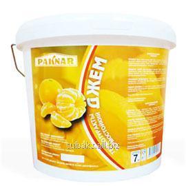 Джем апельсиновый, 7 кг, код: 4870004100374