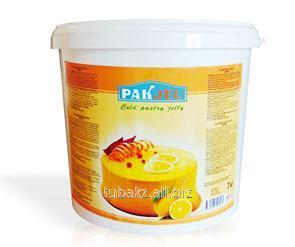 Желе лимонное, 7 кг, код: 4870004101562