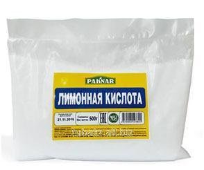 Лимонная кислота, 500 г, код: 4870004103801