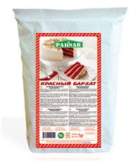 Купить Смесь для бисквита: Красный бархат, 1 кг, код: 4870004103658
