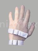 Кольчужная перчатка трехпалая