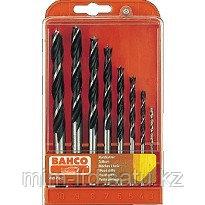 Набор спиральных сверл 460-PB Bahco