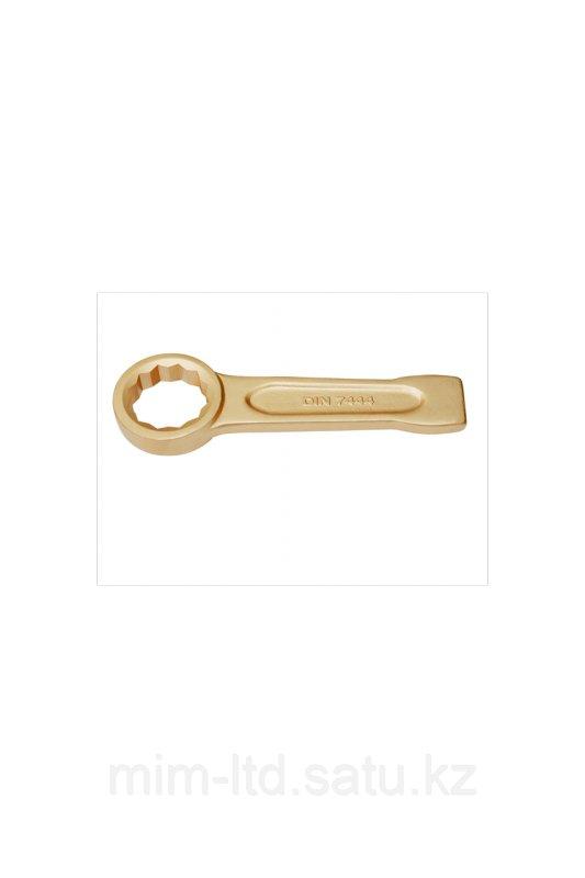 """Искробезопасный ударный дюймовый накидной ключ NS106-5/8""""(20mm)/.../4 15/16""""(158mm) Bahco"""