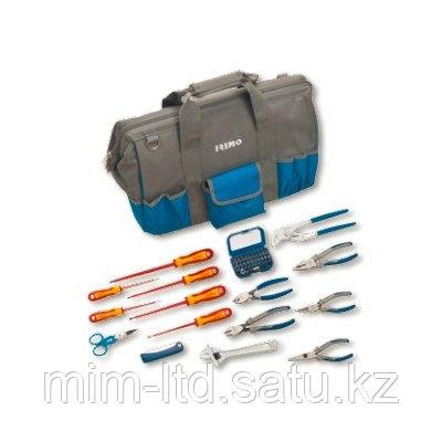 Сумка с набором инструмента для электрика 9022-2-19TS2 IRIMO