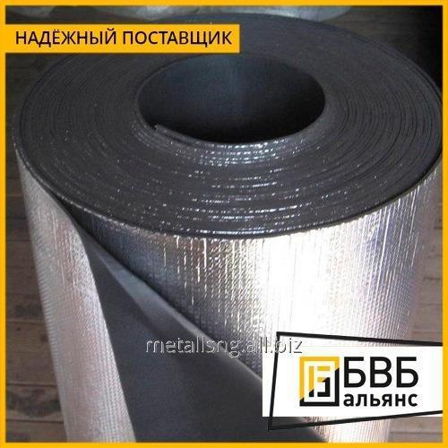 Купить Фольга для теплоизоляции алюминиевая 0,1 мм