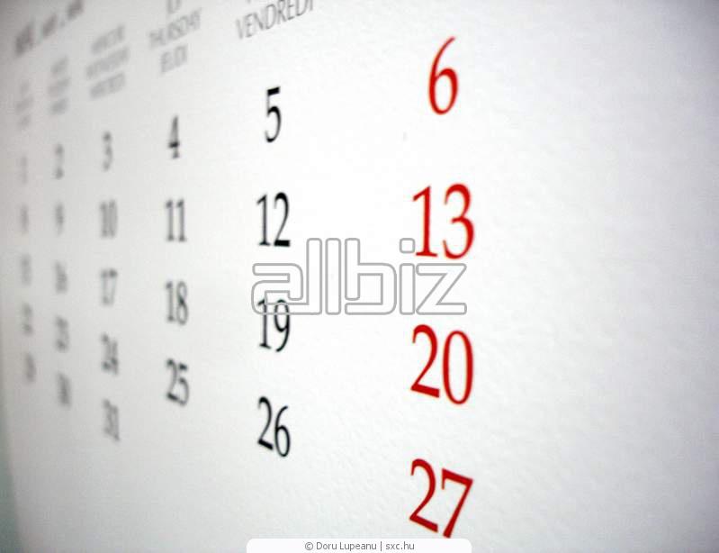 Buy Calendars in Almaty