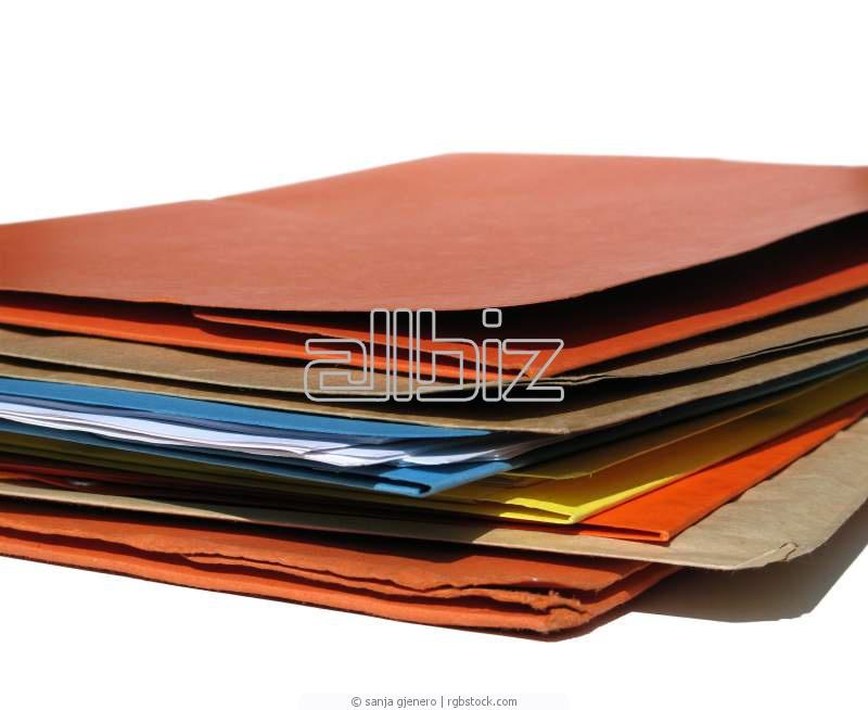 Buy Folders office in Almaty