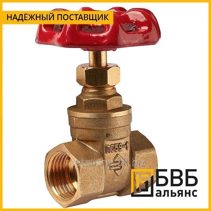 Купить Вентиль с графитовым уплотнением Zetkama Ду 20 Ру 16