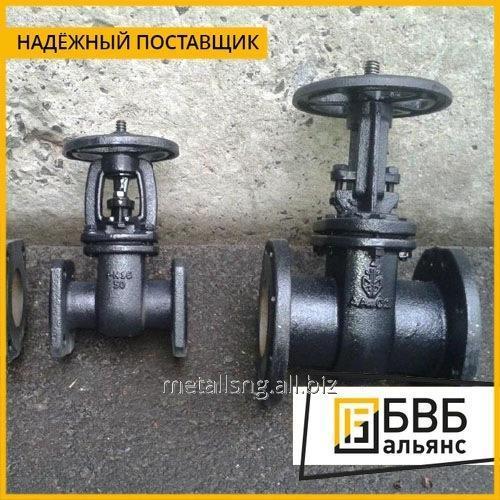 Купить Задвижка чугунная Metalpol Ду 300 Ру 16 с клином и штоком