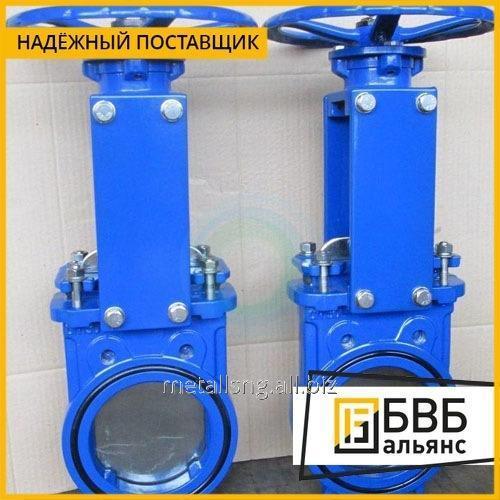 Купить Задвижка чугунная шиберная Tecofi VG3400-001NI0300 Ду 300 Ру 7