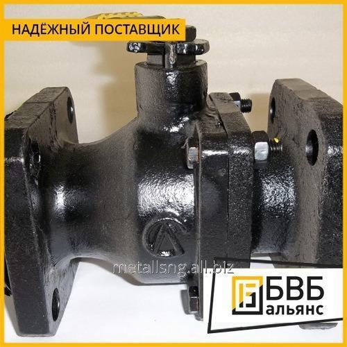 Купить Кран чугунный шаровой Zetkama V565 V565-015 Ду 15 Ру 16