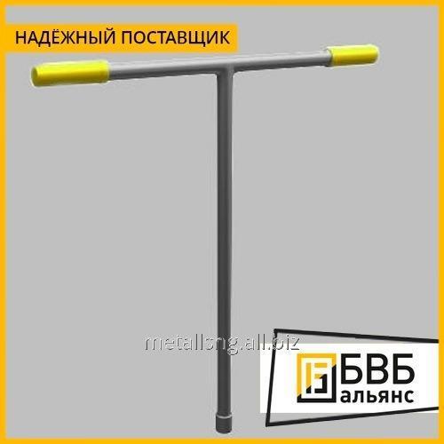 Buy T-key for cranes of spherical 27 mm Broen Ballomax