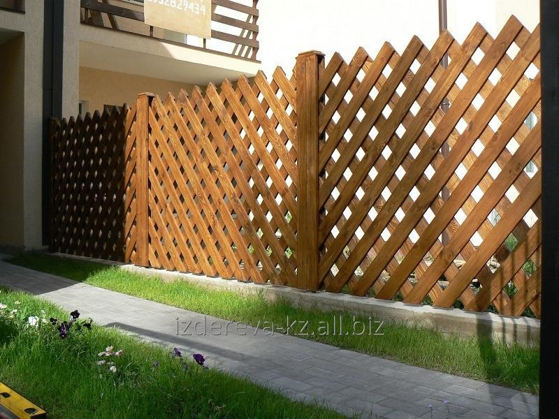 Купить [Copy] Забор деревянный