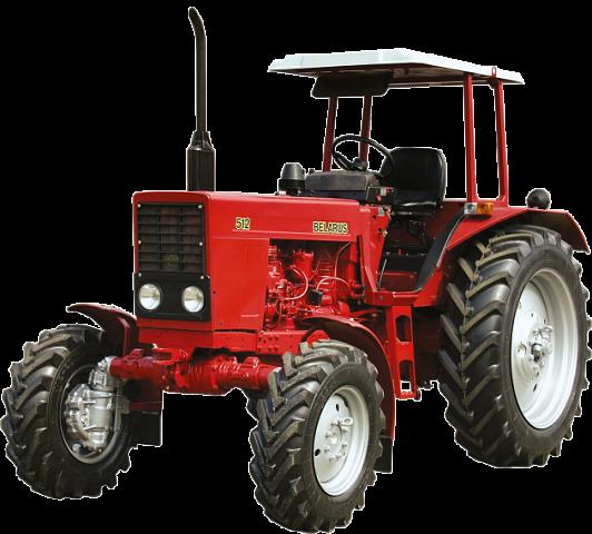 Трактор Belarus-512