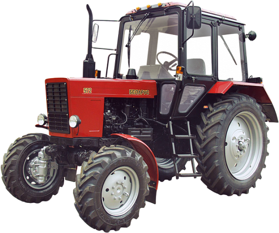 Трактор Belarus-570
