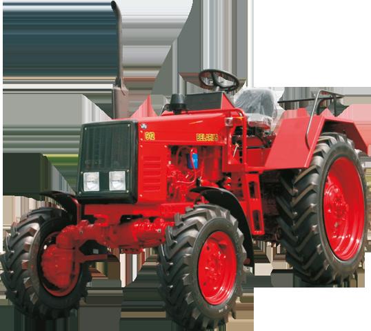 Трактор Belarus-812