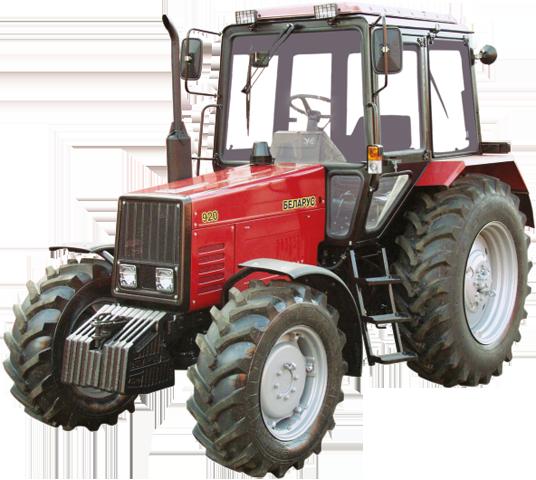 Трактор Belarus-920.2