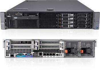 DELL PowerEnge R710 servers