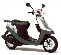 Купить Скутер YAMAHA JOG50 APRIO 4JP
