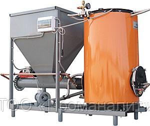 автоматическая угольная котельная терморобот