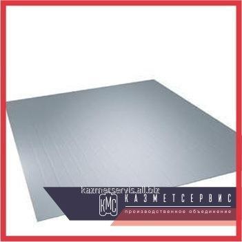 Дюралюминиевый лист 0,5 мм Д16АТ