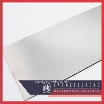 Leaf of tantalic 2,5х96х120 mm of TVCh