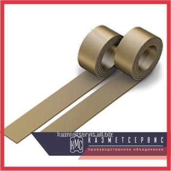Бронзовая лента МБ С17200 (ASTM) 0,50х300м
