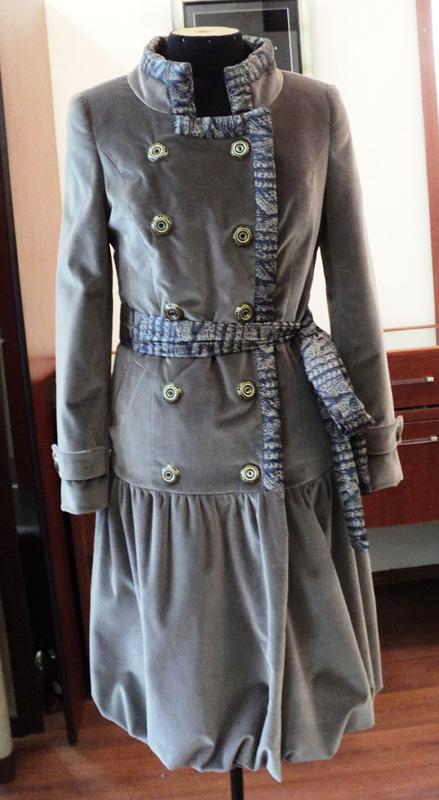 24995037d35 Пальто от Aida KaumeNOVA купить в Алматы