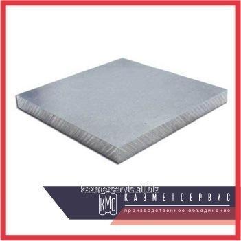 Plate aluminum D16BT
