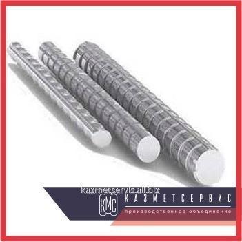 Арматура стальная рифленая 28мм А500С немерная