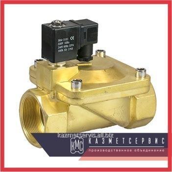 Buy The valve is electromagnetic, poliamidg 1/4'' N / z FKM