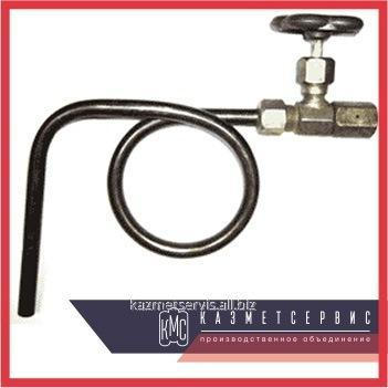 Купить Закладные конструкции ЗК4-1-87 уст. 4 100 мм прямая, с резьбой М20х1,5