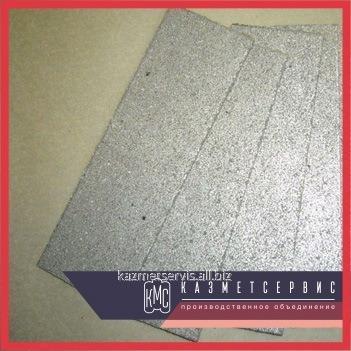El producto del acero inoxidable Х18Н15-МП-10 poroso (ПНС-10)