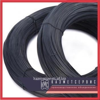 Buy Wire of knitting 0,2 mm of GOST 3282-74 TOCh the thermoprocessed annealed