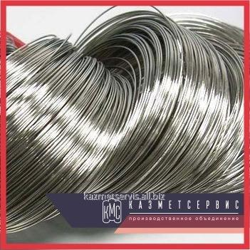 Wire of nickel 3 mm of NP2