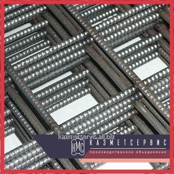 Сварная арматурная сетка 150x150x8