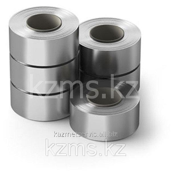 Strip of galvanized 2 mm