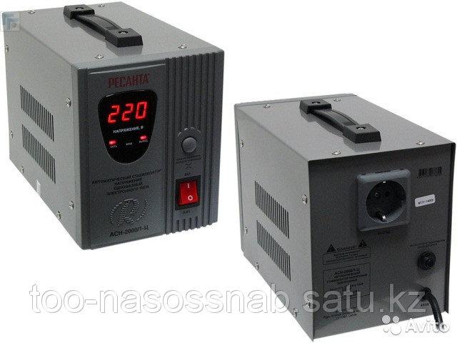 Стабилизатор Ресанта-5000/1АСН