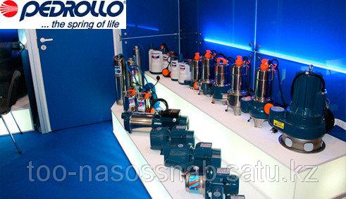 Многоступенчатые насосы Pedrollo CP; CPm; 2CP; 2CPm; 3-4CP; 3-4CPm.