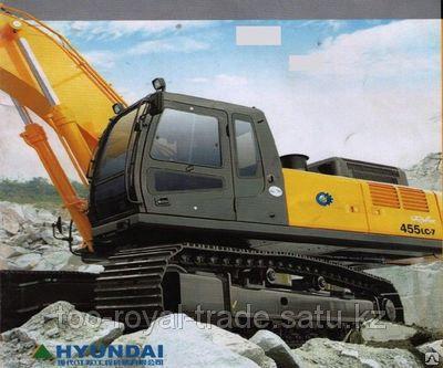 Экскаватор Hyundai R455LC-7