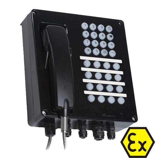 Buy Explosion-proof digital loud-speaking intercom A8ex