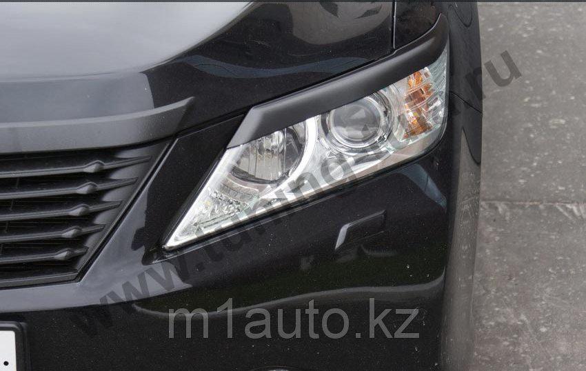 Eyelashes On Headlights On Toyota Camrytoyota Camry 50 Buy In Astana