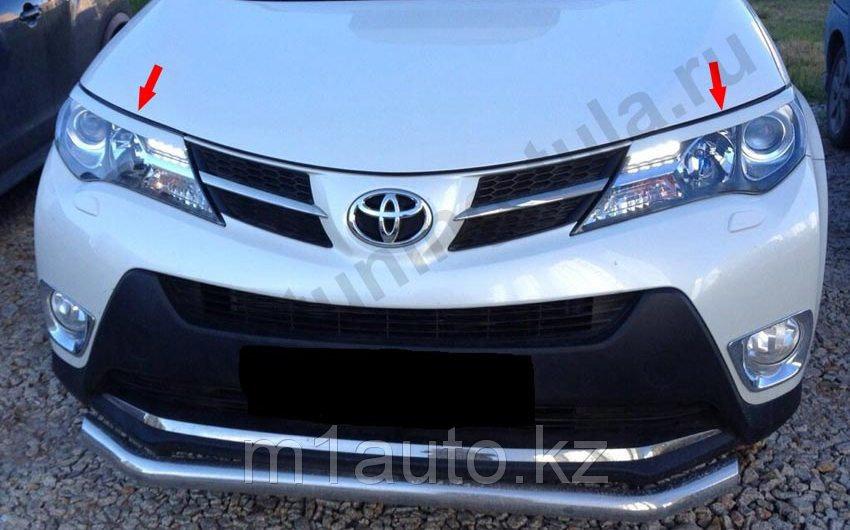 Eyelashes On Headlights On Toyota Rav 4 Toyota Rav 4 2013 Buy In