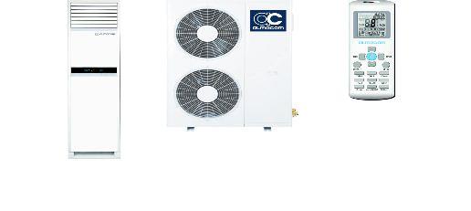 Купить Напольные кондиционеры ACP-24A / AE (65-70м2)