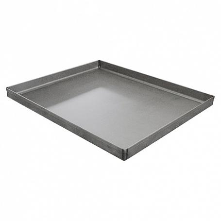 Buy Baking sheet 570х470х40 chern. (to plates, cabinet ovens)