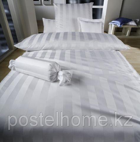 Белое постельное белье для гостиницы Астана