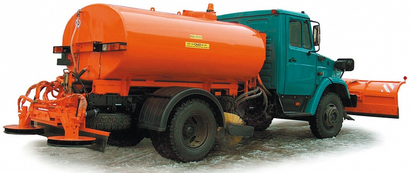 Купить Дорожно-комбинированный ЗИЛ МДК-432932