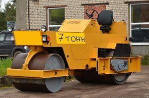 Купить Каток дорожный самоходный 12 тонн