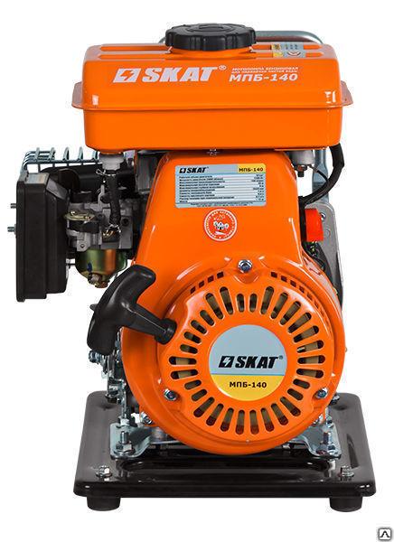 Buy Motor-pump petrol SKAT MPB-140